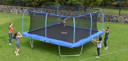 Pourquoi choisir un trampoline?